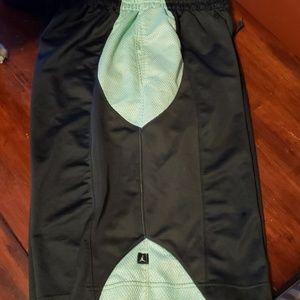 """Air Jordan """"Green Glow 4"""" Shorts"""